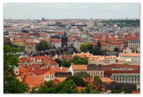Купили тур в Прагу? Какая погода ожидает нас в Чехии в июне 2015 года.