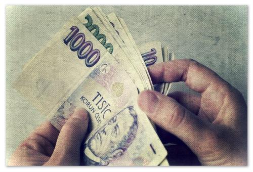Чешские деньги в 2019 году. Сколько денег брать в Чехию?