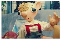 Гурвинек — самая популярная кукла Чехии