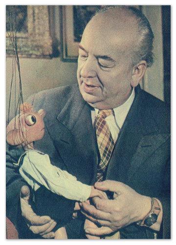 Josef Skupa — создатель Гурвинека.