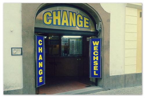 Выгодный обмен валюты в Праге. Адреса арабских обменников в Праге