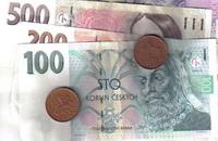 Курс обмена валют в Праге.