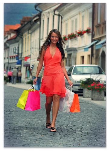 Шоппинг в Праге в июле.