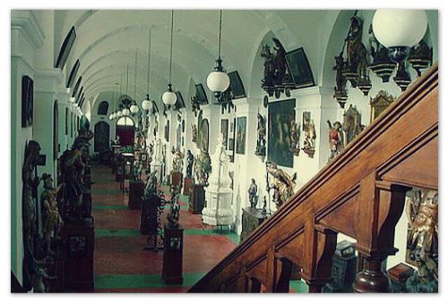 Коллекция произведений искусства в Конопиште.