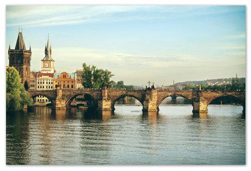 Прага в августе 2019. Погода в Чехии в августе.