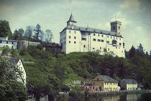 Хотите настоящих приведений? Замок Рожмберк для вас!