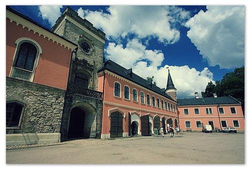 Отзывы туристов о замке Сихров.
