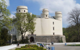 Замок Орлик — белоснежная красота над Влтавой