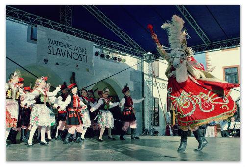 Государственный праздник в Чешской республике — День Святого Вацлава.