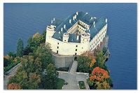 Отзывы туристов о замке Orlik в Чехии.