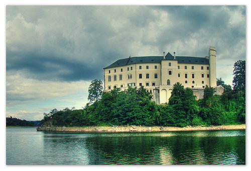 Отзывы туристов о замке Орлик.