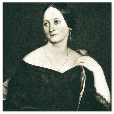 Božena Němcová — самая известная носительница распространённой чешской фамилии.