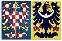 Изображение чешского герба.