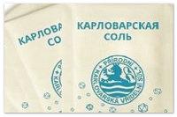 Полезные свойства карловарской минеральной соли.
