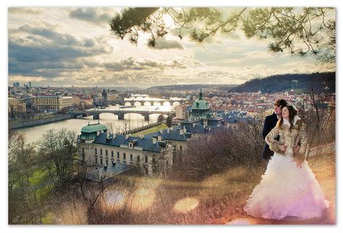 Холодно жениться в России? — поезжайте в Чехию!