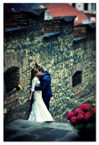 Отпраздновать свадьбу в замке Локет? Да, такое возможно!