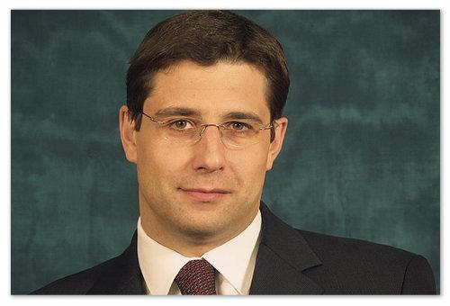 Vladimír Mlynář — известный чешский политик и финансист.