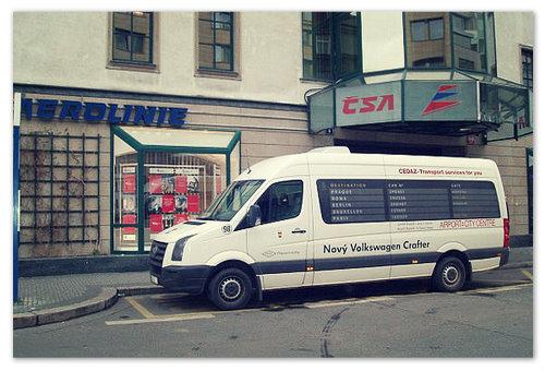Микроавтобусы CEDAZ — чуть подороже и чуть покомфортнее.