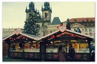 Туры и погода в Праге в декабре 2013 на Рождество.