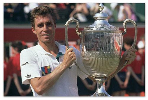 Привычное чемпионство — Roland Garros.