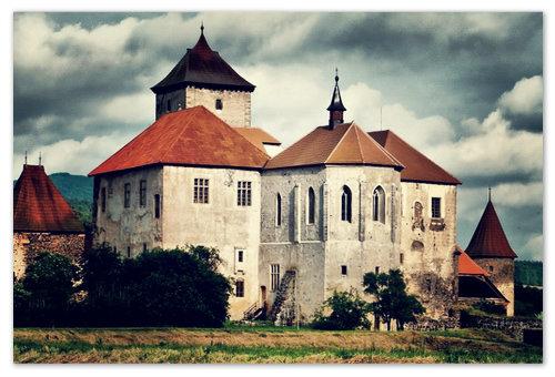 Чешский замок Svihov тоже поучаствовал в съёмках.