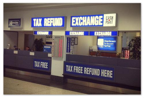Вернуть такс-фри в аэропорту Праги можно в терминале 1.