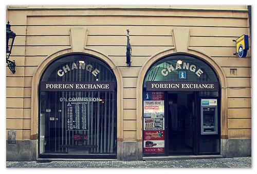 Какую валюту брать с собой в Чехию?