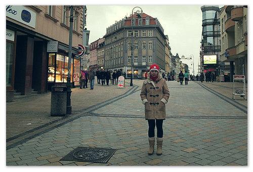 Во что одеться в Чехии в январе.