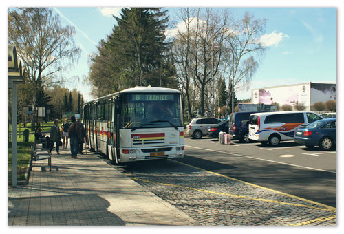 Как добраться из аэропорта до центра города на автобусе?