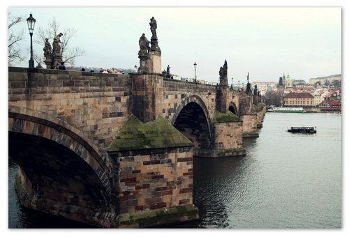 Сам дьявол строил этот мост.
