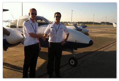 Коммерческие пилоты.