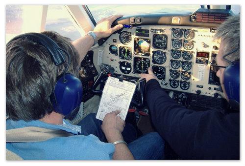 Сегодня научиться водить самолёт может каждый чех.