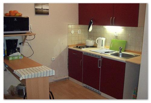 Однокомнатная квартира в Праге 1+КК.