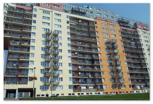Пражские новостройки — жилой комплекс в районе Troja.