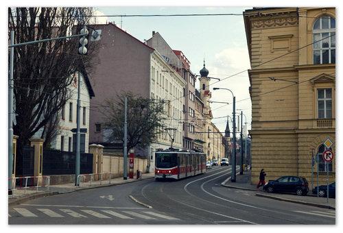 Апрельская Чехия.
