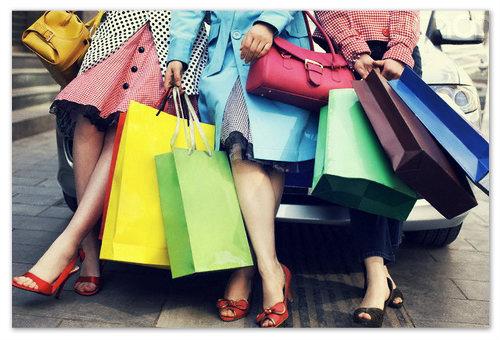 Апрельский шоппинг в чешской столице.