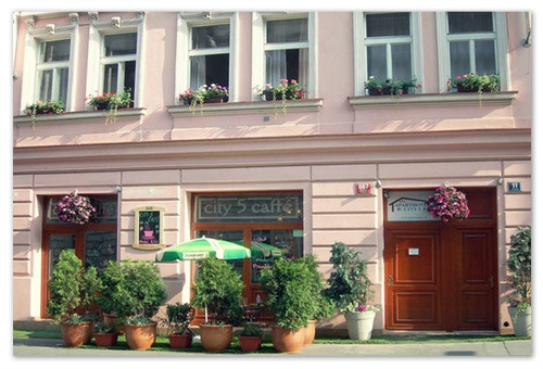Гостиница Aparthotel City 5* в Праге.