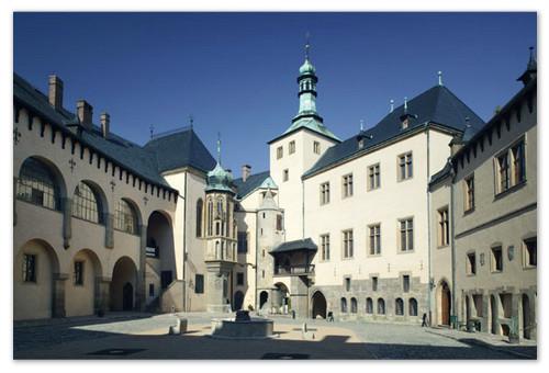 Влашский двор в Кутной Горе.