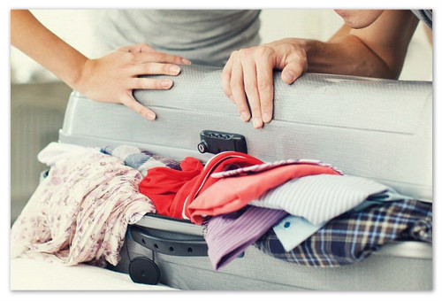 Собираем чемодан в Прагу.