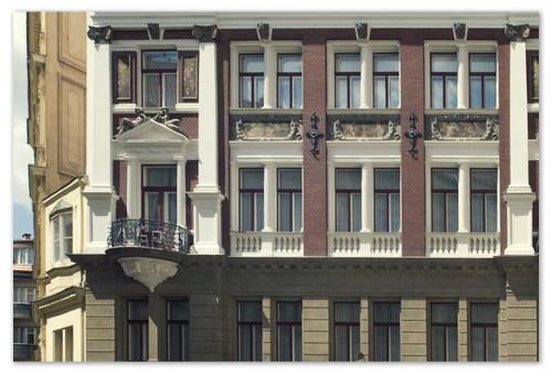 Гостиница Residence Karolina 4* в Праге.