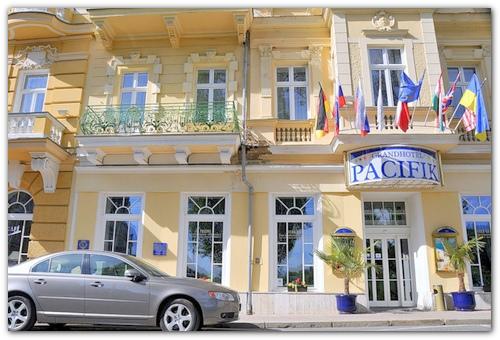 Отель Пасифик.