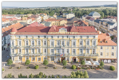 Отель Савой.