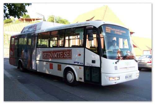 Автобус в зоопарк