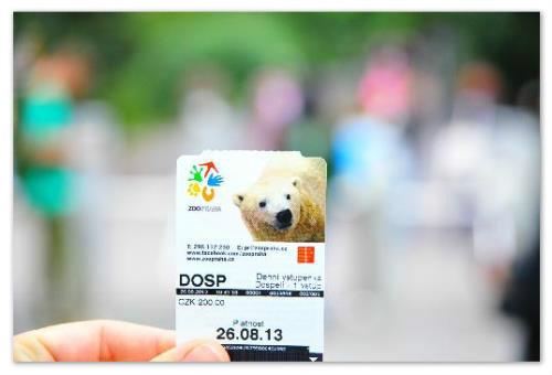 Билеты в зоопарк