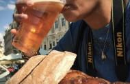 Мясо, пиво и жара — 11 кадров августа 2015