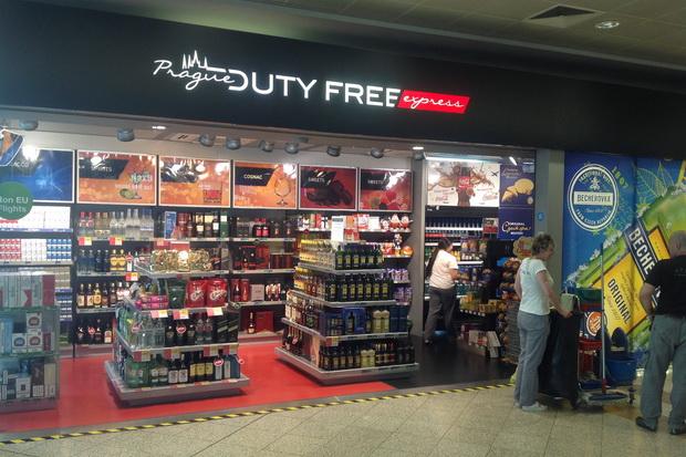 Через магазины Duty Free направят потоки пассажиров.