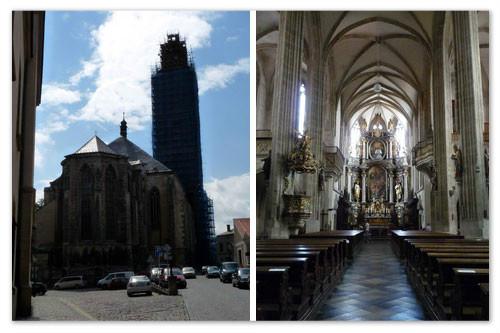 Реконструкция собора.