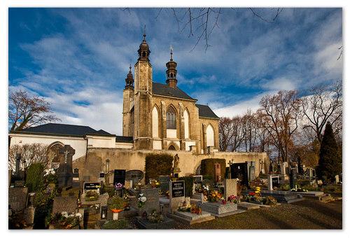 Костехранилище в Чехии.