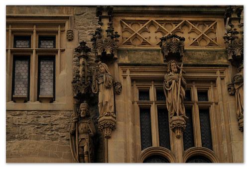 Детали фасада.