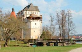 Город Блатна и самый милый замок Чехии